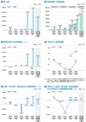 日本スキー場開発IPO 分析