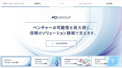 PCIホールディングス(3918)IPO初値予想