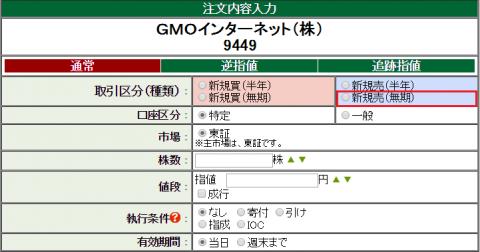 松井証券の一般信用取引で勝つ方法