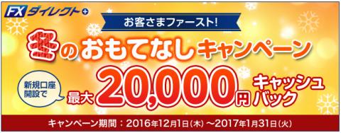 セントラル短資キャッシュバック2万円