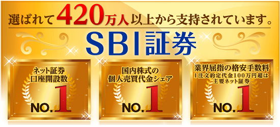 SBI証券のIPO抽選ルールと取扱数