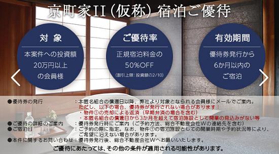 OwnersBook(オーナーズブック)宿泊優待券付きファンドの詳細