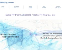 Delta-Fly Pharma(4598)気配運用