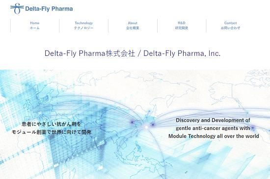 Delta-Fly Pharma(4598)初値予想暫定