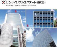 サンケイリアルエステート投資法人IPO上場と初値予想