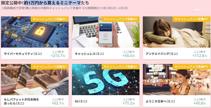 フォリオ1万円のテーマ