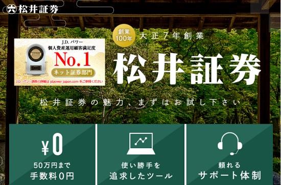 松井証券のIPO抽選ルールと当選落選