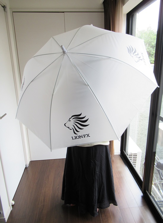 ヒロセ通商LION FX傘