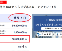 SAMURAI(サムライ)証券に投資実行した評価