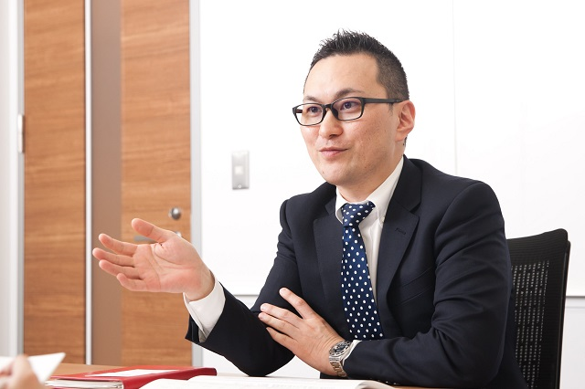 CRE Funding亀山忠秀氏