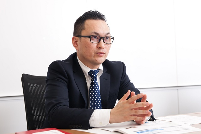 亀山忠秀氏インタビュー