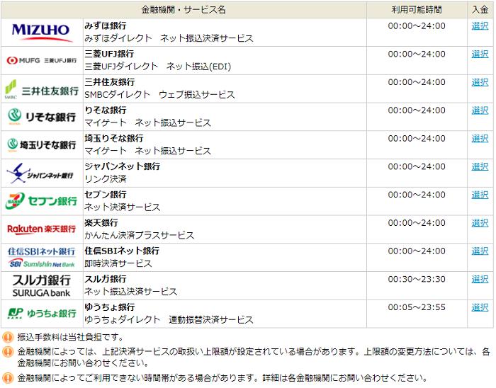 岡三オンライン証券即時入金(オンライン入金)