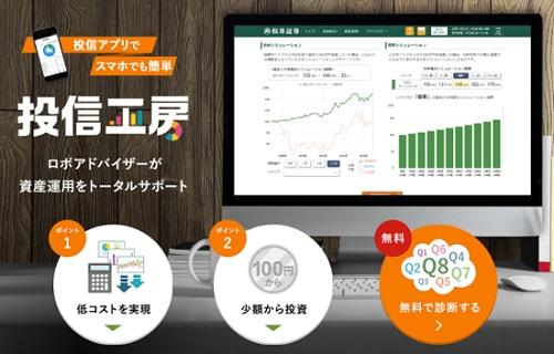松井証券投信工房の評判とデメリット