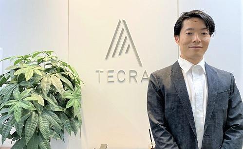TECROWD取締役の遠藤幸一郎様