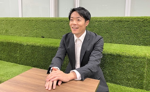 TECROWD遠藤幸一郎様にインタビュー(取材)