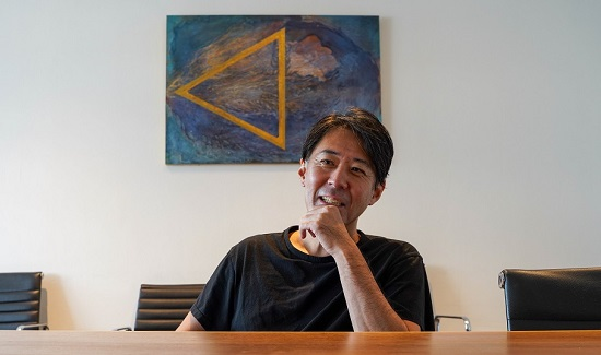 LAETOLI株式会の社代表取締役武藤弥氏