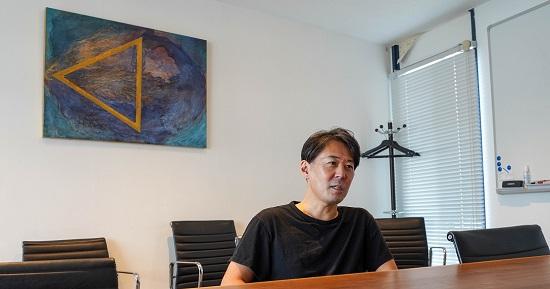 LAETOLI(ラエトリ)代表取締役CEOの武藤弥氏