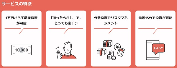 COZUCHI(コヅチ)のサービスと特徴